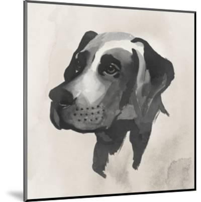 Inked Dogs I-Grace Popp-Mounted Art Print