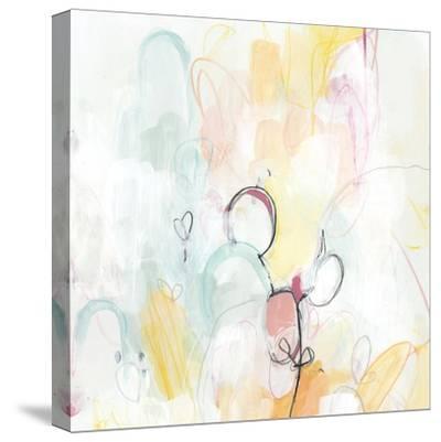 Quarter Note I-June Erica Vess-Stretched Canvas Print