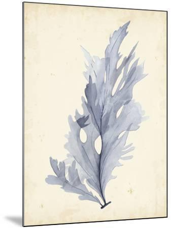 Watercolor Sea Grass VI-Grace Popp-Mounted Art Print