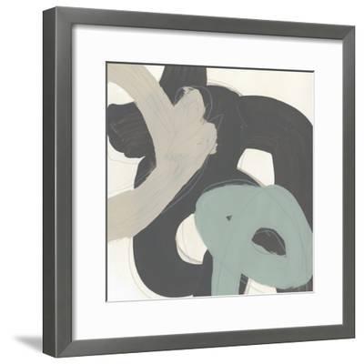 Clean Slate V-June Erica Vess-Framed Art Print