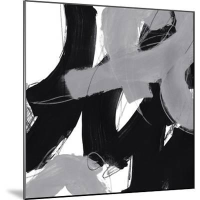 Monochrome IV-June Erica Vess-Mounted Art Print