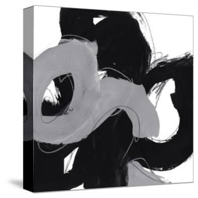 Monochrome VI-June Erica Vess-Stretched Canvas Print