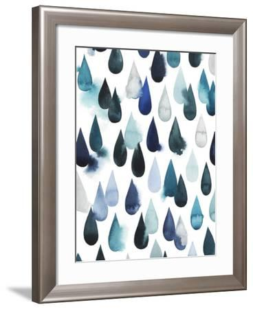 Water Drops I-Grace Popp-Framed Art Print