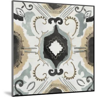 Offset Textile III-June Erica Vess-Mounted Art Print