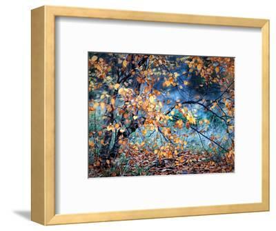 Yellow Heart-Ursula Abresch-Framed Premium Photographic Print
