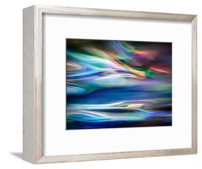 Blue Lagoon-Ursula Abresch-Framed Premium Photographic Print