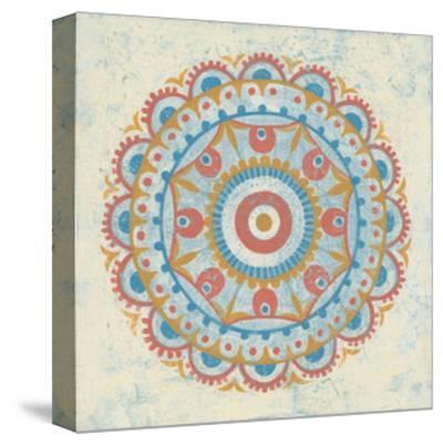Lakai Circle VI-Kathrine Lovell-Stretched Canvas Print
