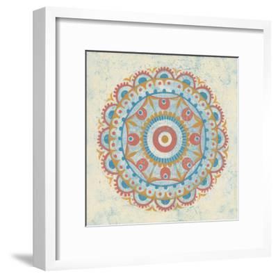 Lakai Circle VI-Kathrine Lovell-Framed Art Print