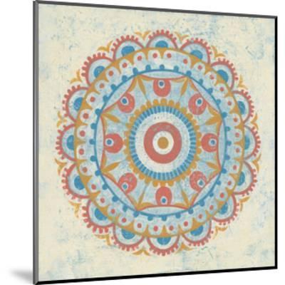 Lakai Circle VI-Kathrine Lovell-Mounted Art Print
