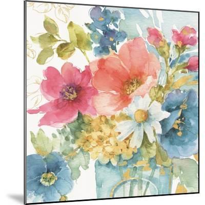 My Garden Bouquet II-Lisa Audit-Mounted Art Print