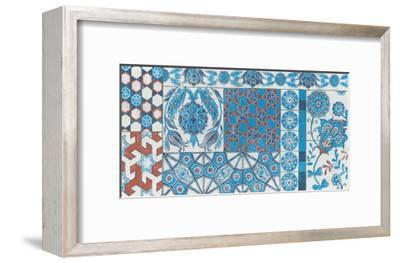 Turkish Tiles-Kathrine Lovell-Framed Art Print