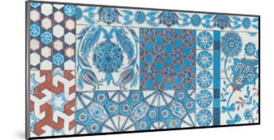 Turkish Tiles-Kathrine Lovell-Mounted Art Print