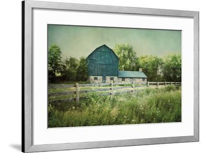 Blissful Country III Crop-Elizabeth Urquhart-Framed Art Print