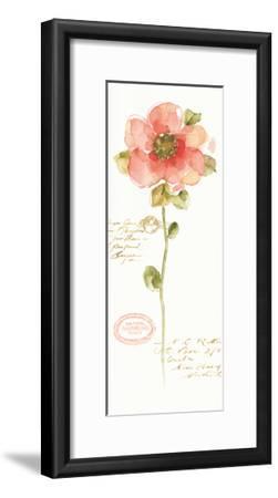 Rainbow Seeds Loose Floral IV-Lisa Audit-Framed Art Print