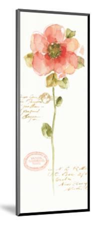 Rainbow Seeds Loose Floral IV-Lisa Audit-Mounted Art Print