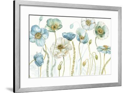 My Greenhouse Flowers I-Lisa Audit-Framed Art Print