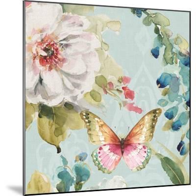 Colorful Breeze IV-Lisa Audit-Mounted Art Print