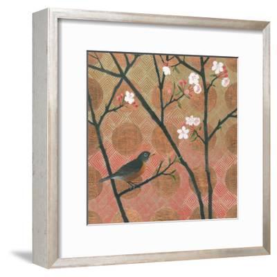 Cherry Blossoms II-Kathrine Lovell-Framed Art Print