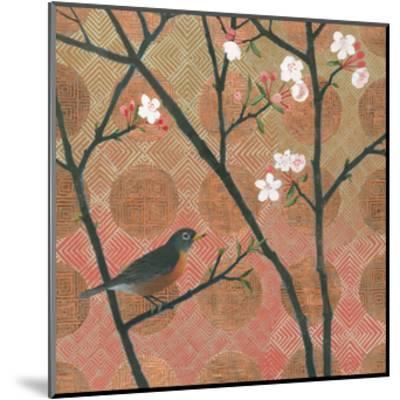 Cherry Blossoms II-Kathrine Lovell-Mounted Art Print