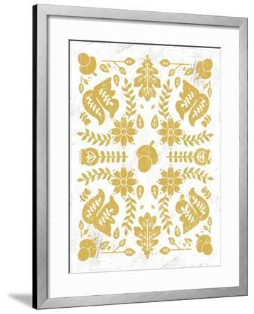 Otomi Squirrels-Cleonique Hilsaca-Framed Art Print
