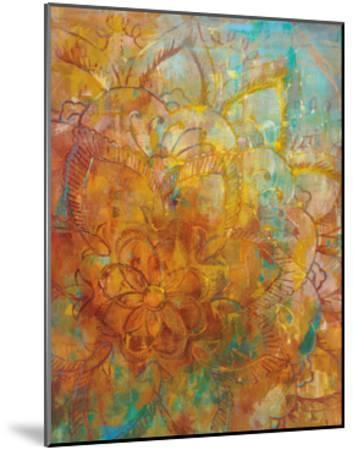 Bohemian Abstract Bright Crop-Danhui Nai-Mounted Art Print