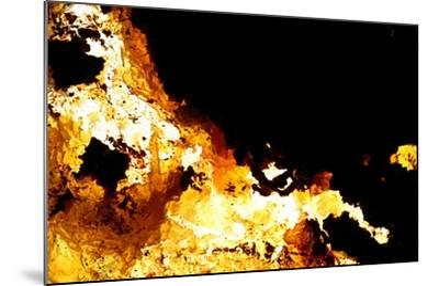 NA_9 [Black Hole Sun], 2002-Kika Pierides-Mounted Giclee Print