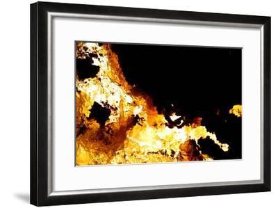 NA_9 [Black Hole Sun], 2002-Kika Pierides-Framed Giclee Print