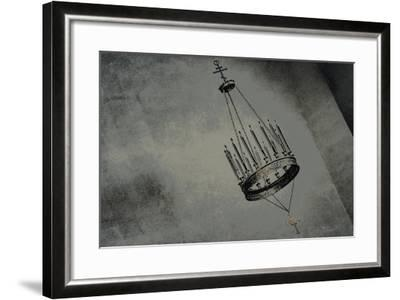 Illumination of the Cross, from the Series the Observant, 2016-Joy Lions-Framed Giclee Print