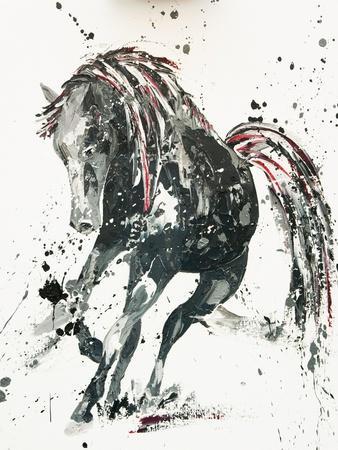 Capriccio, 2014-Penny Warden-Framed Giclee Print