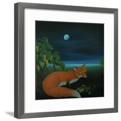 Moonlighting Wixen, 2016-Magdolna Ban-Framed Giclee Print