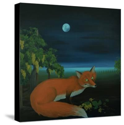 Moonlighting Wixen, 2016-Magdolna Ban-Stretched Canvas Print