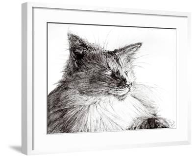 Monty Cozy Boy!, 2015-Vincent Alexander Booth-Framed Giclee Print