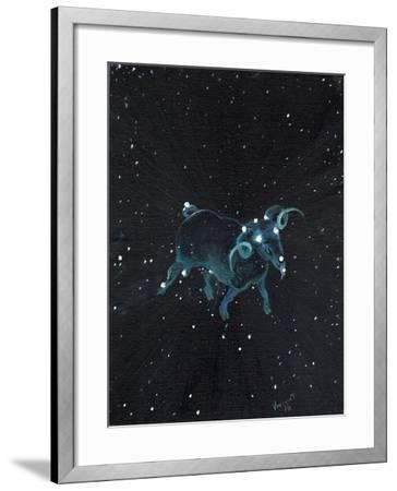 Star Sign - Aires, 2016-Vincent Alexander Booth-Framed Giclee Print