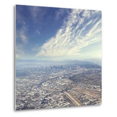 Los Angeles-peshkov-Metal Print
