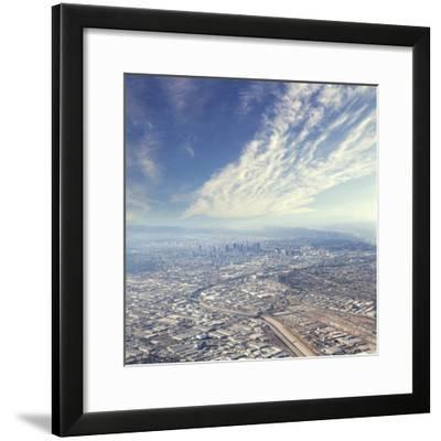 Los Angeles-peshkov-Framed Photographic Print