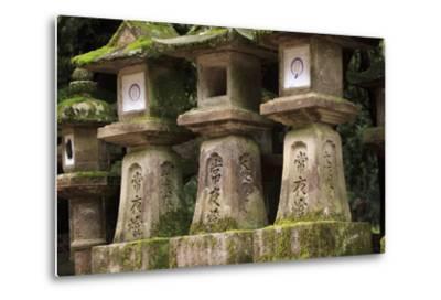 Kasuga-Taisha Shrine-Paul Dymond-Metal Print