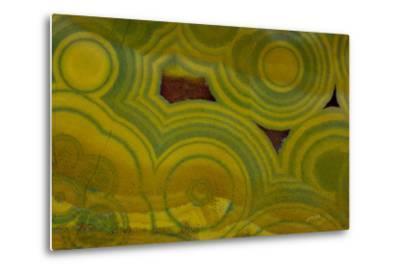 Ocean Jasper from Madagascar-Darrell Gulin-Metal Print