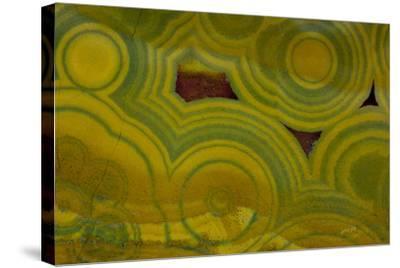 Ocean Jasper from Madagascar-Darrell Gulin-Stretched Canvas Print