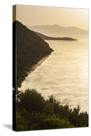 Lake Ichkeul, National Park of Ichkeul, Bizerte Province, Tunisia, North Africa-Nico Tondini-Stretched Canvas Print