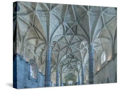 Portugal, Lisbon, Belem, Jeronimos Monastery-Rob Tilley-Stretched Canvas Print