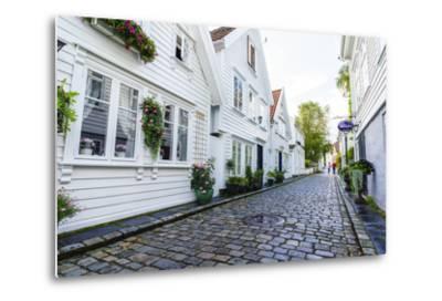Old Stavanger (Gamle Stavanger), Rotaland-Amanda Hall-Metal Print