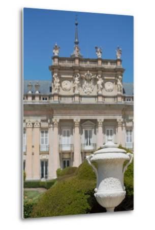 The Royal Palace of La Granja De San Ildefonso Near Segovia, Castilla Y Leon, Spain, Europe-Martin Child-Metal Print