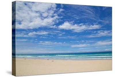 Surfers Paradise, Beach and Sky, Gold Coast, Queensland, Australia, Oceania-Frank Fell-Stretched Canvas Print