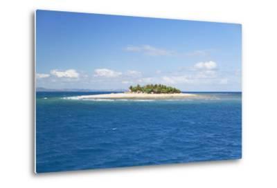 South Seas Island, Mamanuca Islands, Fiji, South Pacific, Pacific-Ian Trower-Metal Print