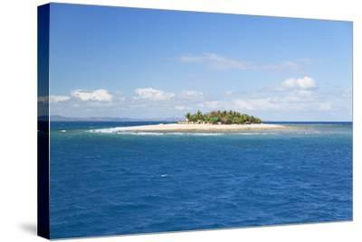 South Seas Island, Mamanuca Islands, Fiji, South Pacific, Pacific-Ian Trower-Stretched Canvas Print