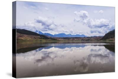 Huaypo Lake, Cusco (Cuzco), Peru, South America-Matthew Williams-Ellis-Stretched Canvas Print
