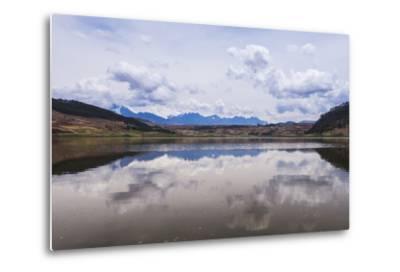 Huaypo Lake, Cusco (Cuzco), Peru, South America-Matthew Williams-Ellis-Metal Print