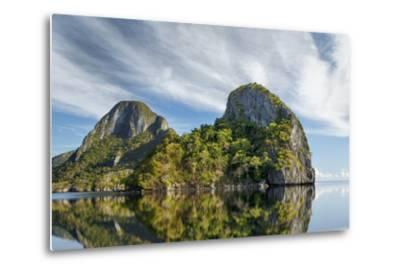 El Nido, Palawan, Philippines, Southeast Asia, Asia-Andrew Sproule-Metal Print