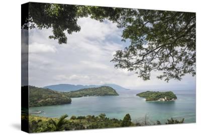 Pulau Weh Island Landscape, Aceh Province, Sumatra, Indonesia, Southeast Asia, Asia-Matthew Williams-Ellis-Stretched Canvas Print