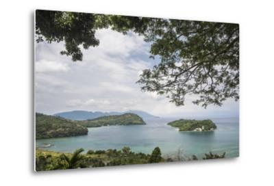 Pulau Weh Island Landscape, Aceh Province, Sumatra, Indonesia, Southeast Asia, Asia-Matthew Williams-Ellis-Metal Print